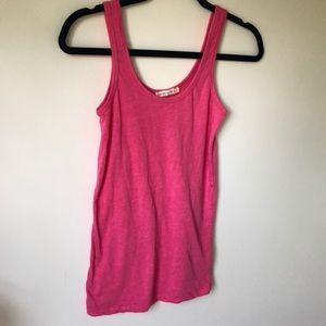 Alternative Apparel Tops - Orange and Pink cotton tank tops
